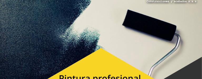 Si buscas pintura profesional en Medellín cuenta con nuestros servicios